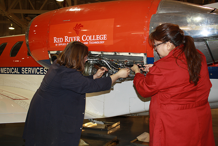 Red River College Stevenson Aviation Campus