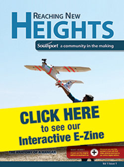 Reaching New Heights Southport Magazine V1 Issue1